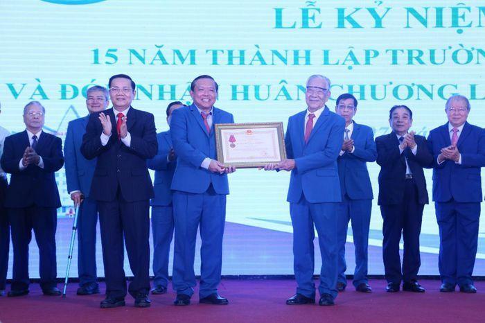 Trường ĐH Tây Đô đặt mục tiêu vươn tầm Đông Nam Á
