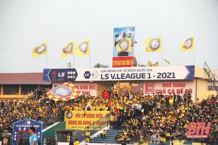 Sân Thanh Hóa sẽ bán vé từ vòng 11, toàn bộ tiền bán vé sẽ dành làm từ thiện