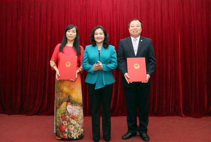 Ông Phùng Quốc Việt được bổ nhiệm làm Tổng Biên tập Báo Lao động và Xã hội
