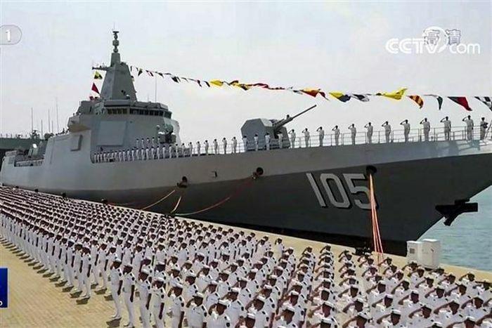 Trung Quốc đưa tàu chiến mới ra Biển Đông, lo ngại căng thẳng khu vực gia tăng