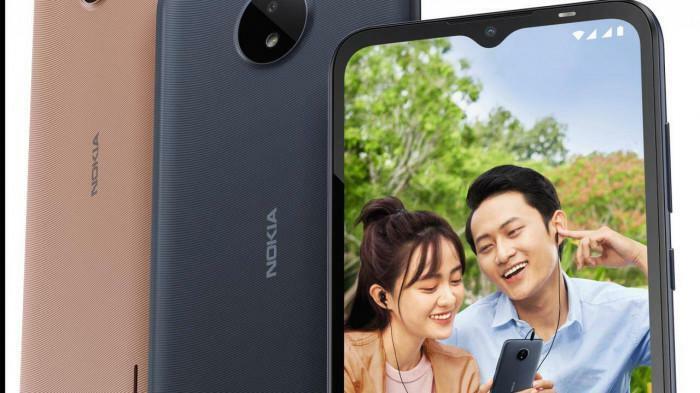 Nokia C20 ra mắt thị trường Việt Nam, giá hơn 2 triệu đồng