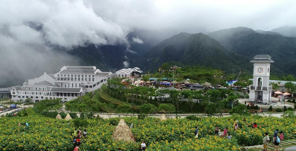 """Đi du lịch Lào Cai, Sa Pa thả ga, không lo về giá mùa hè này nhờ gói kích cầu """"khủng"""""""