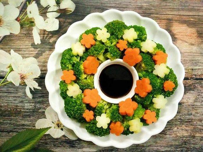 Mẹo chế biến súp lơ xanh giữ trọn dinh dưỡng