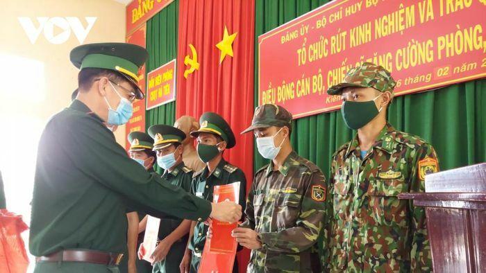 Biên phòng Kiên Giang căng mình phòng chống Covid-19 trên tuyến biên giới