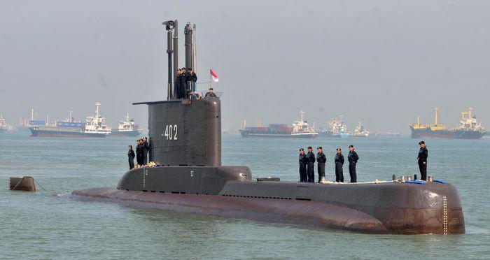 Việt Nam gửi điện chia buồn vụ tàu ngầm Indonesia gặp nạn