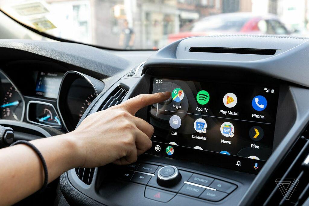 """Google chính thức """"mở cửa"""" Android Auto cho các bên thứ ba"""
