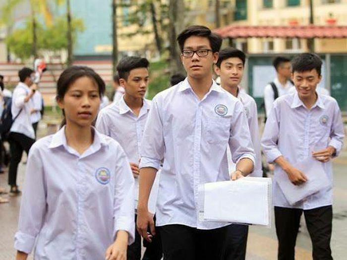 Học sinh lớp 12 tại Hà Nội sẽ làm bài thi khảo sát vào ngày 11-12/5 tới