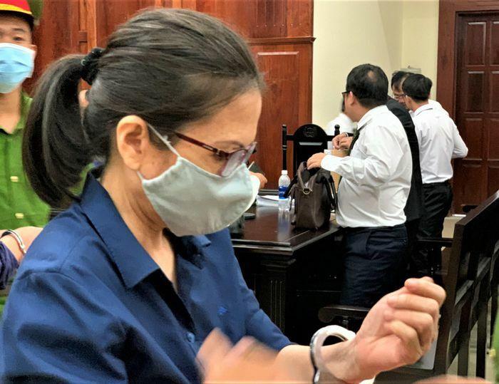 Bị kháng nghị tử hình, cựu giám đốc ngân hàng kêu oan