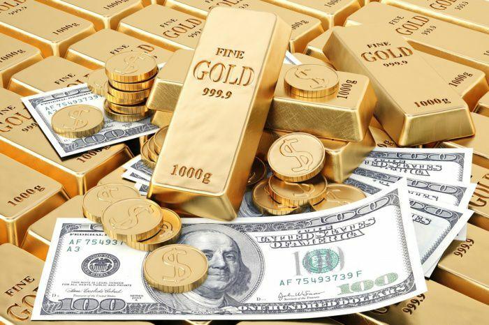 Giá vàng hôm nay 12/4: Căng mình giữ đỉnh 2 tuần