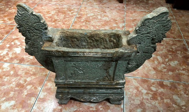 Gian nan hành trình tìm lại bát hương cổ hàng trăm năm tuổi bị đánh cắp ở Hà Nội
