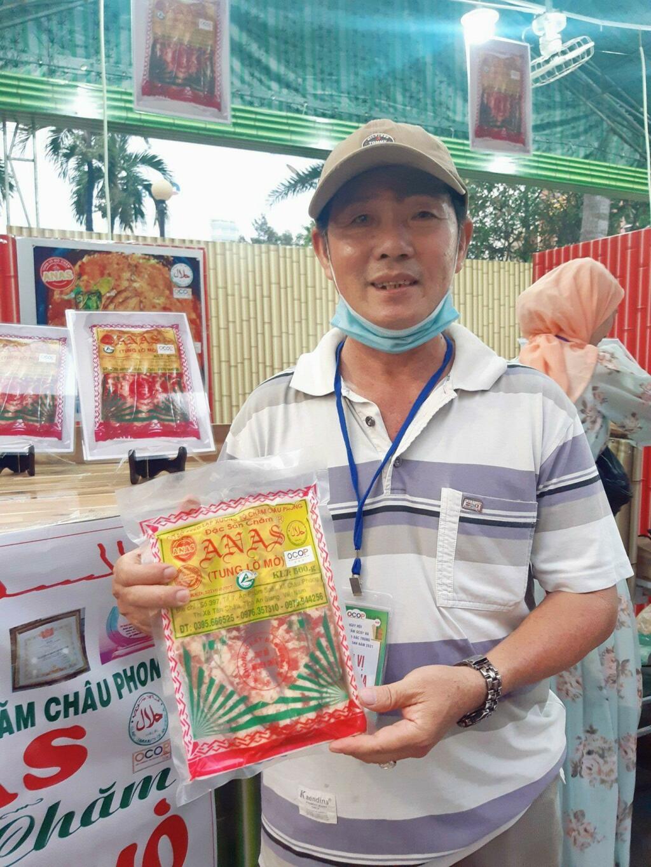 An Giang: Tung lò mò-đặc sản của người Chăm vừa được chọn là 1 trong 6 sản phẩm OCOP đầu tiên của tỉnh?