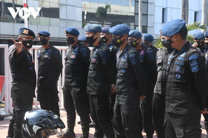 Indonesia huy động 4.382 nhân viên an ninh bảo vệ hội nghị cấp cao ASEAN