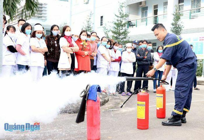 Kiên quyết xử lý vi phạm quy định về phòng cháy, chữa cháy