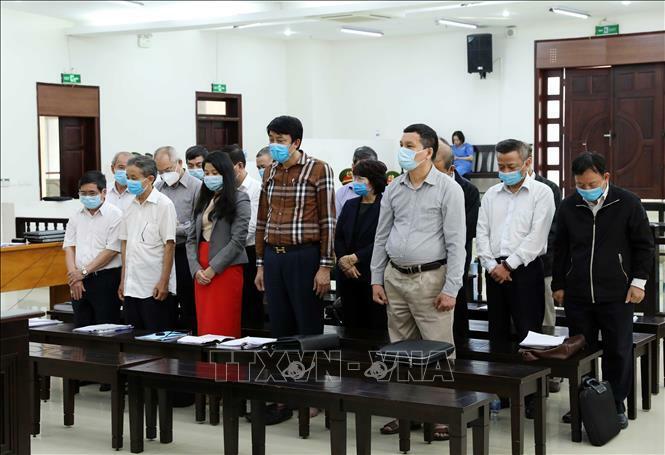 Những điểm nhấn trong phiên tòa sơ thẩm xét xử vụ Gang thép Thái Nguyên