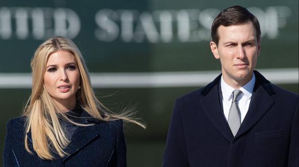 Trùng tên con rể ông Trump, sướng hay khổ?