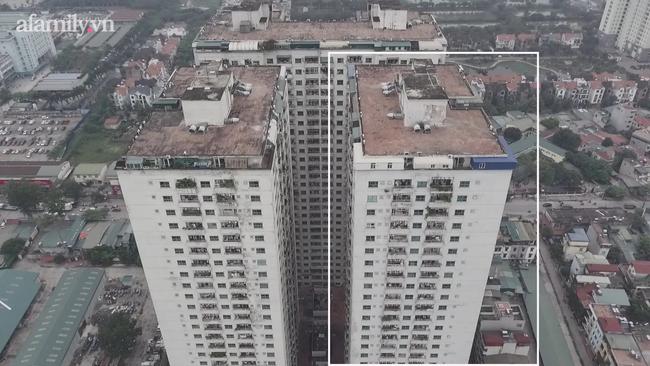 """Hà Nội: Cận cảnh tòa chung cư """"đại gia điếu cày"""" muốn phá dỡ, trả lại tiền mua nhà cho dân để khắc phục hậu quả"""