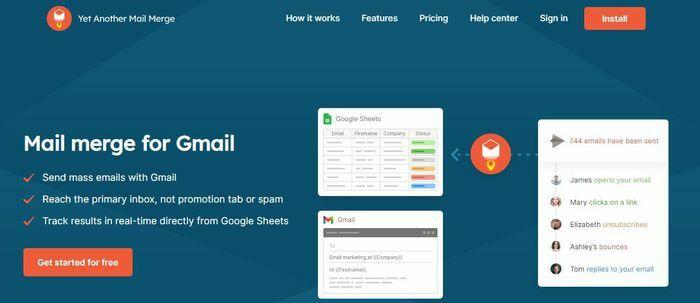 Mẹo gửi email hàng loạt cực nhanh trong Gmail từ Google Sheets