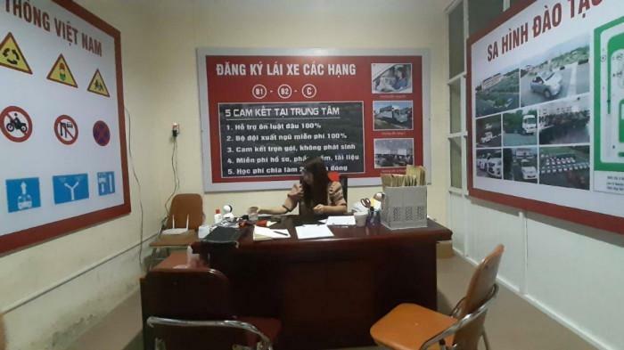 Thái Nguyên: Lập văn phòng, đề ra nhiều khoản thu lạ trong đào tạo lái xe