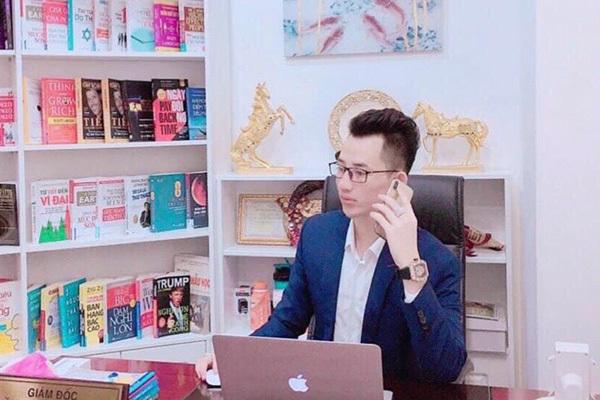 CEO Nguyễn Minh Đạt – doanh nhân trí tuệ, tài năng