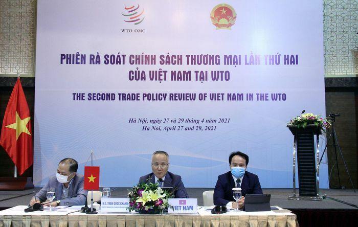 Việt Nam thực thi nghiêm túc các cam kết quốc tế từ khi gia nhập WTO
