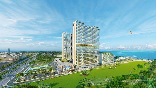 Tuyến đường quy tụ nhiều resort tại Đà Nẵng thu hút nhà đầu tư