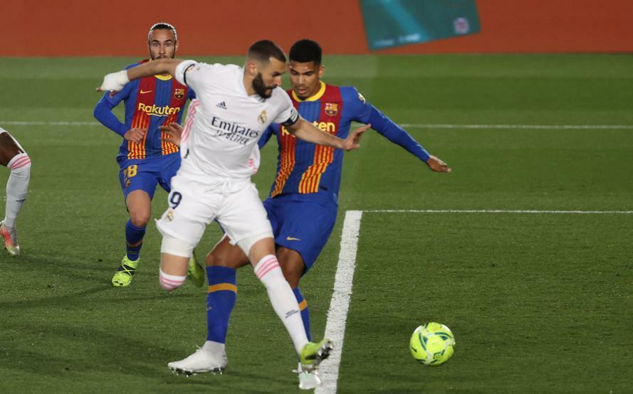 Chấm điểm Real 2-1 Barca: Đẳng cấp của Benzegoal