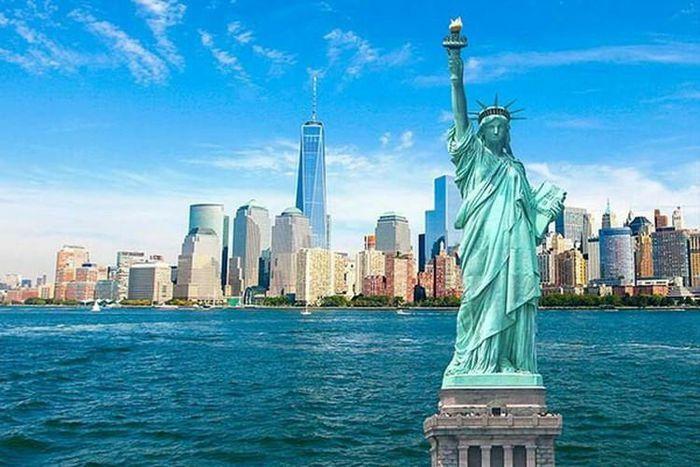 Những điều đặc biệt về tượng Nữ thần Tự do nổi tiếng nước Mỹ