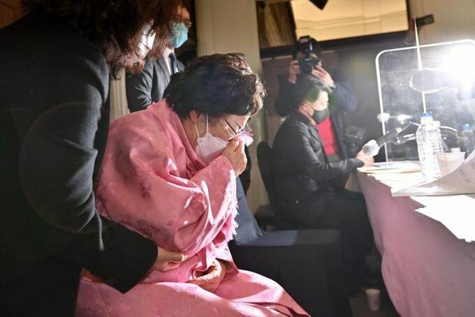 Hàn Quốc bác đơn kiện Nhật của 'phụ nữ giải khuây'