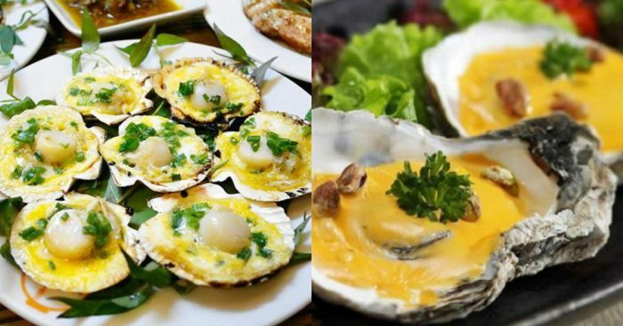 Cách làm hàu nướng trứng và phô mai thơm ngon cực phẩm