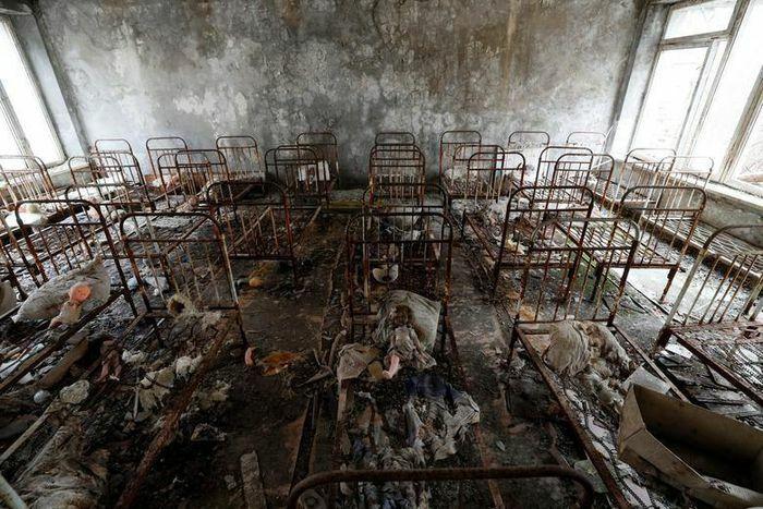 Cận cảnh nhà máy Chernobyl, nơi Ukraine muốn đưa vào danh sách di sản thế giới