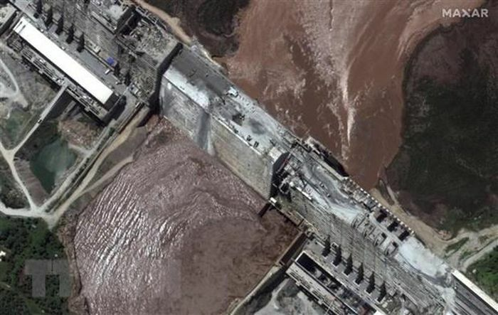 Ai Cập muốn đạt thỏa thuận về đập Đại Phục Hưng trước mùa lũ