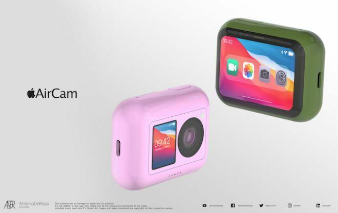 Độc đáo ý tưởng thiết bị chưa từng có của Apple