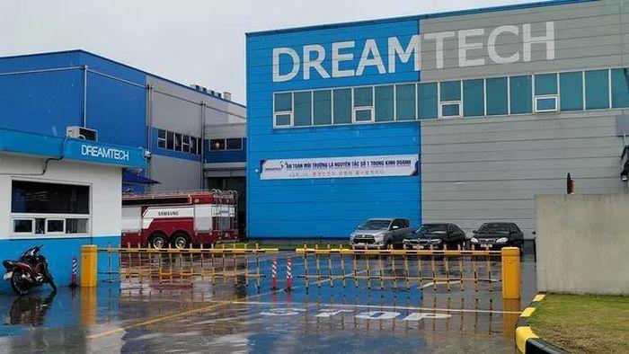 Cháy xưởng sản xuất ở Bắc Ninh, 3 công nhân tử vong