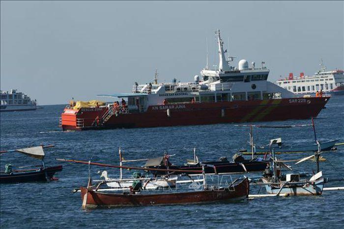 Indonesia tiếp tục nỗ lực tìm kiếm cứu nạn tàu ngầm bị chìm