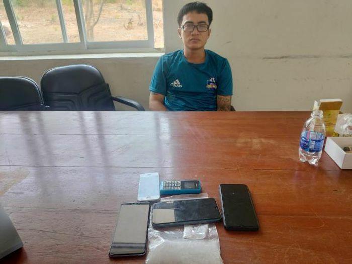 Bà Rịa – Vũng Tàu: Bắt đối tượng tàng trữ 100gram ma túy đá