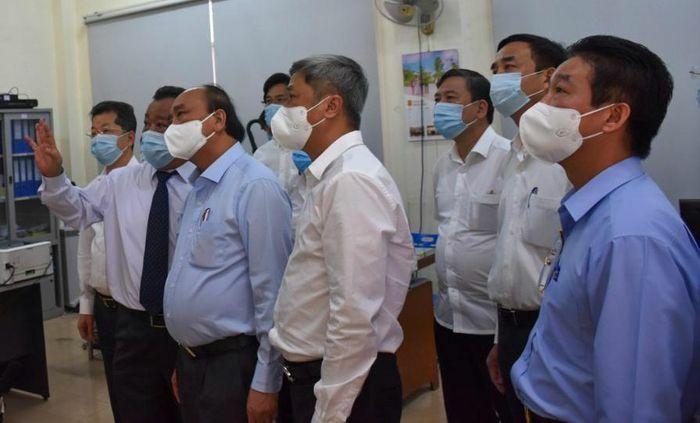 Chủ tịch nước Nguyễn Xuân Phúc: Sẵn sàng ứng phó với mọi tình huống dịch