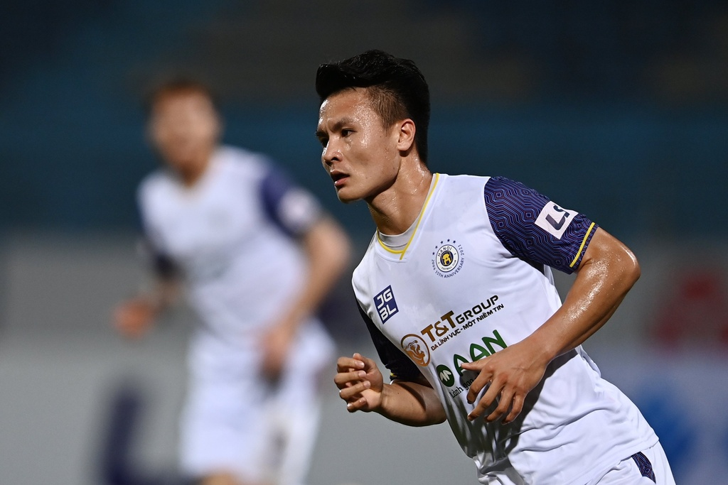 """Quang Hải: """"Tất cả cầu thủ HAGL tiến bộ dưới thời Kiatisuk"""""""