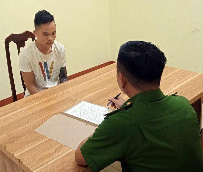 Quảng Ninh: Khởi tố, tạm giữ hình sự đối tượng chặn đầu xe, hành hung người khác.
