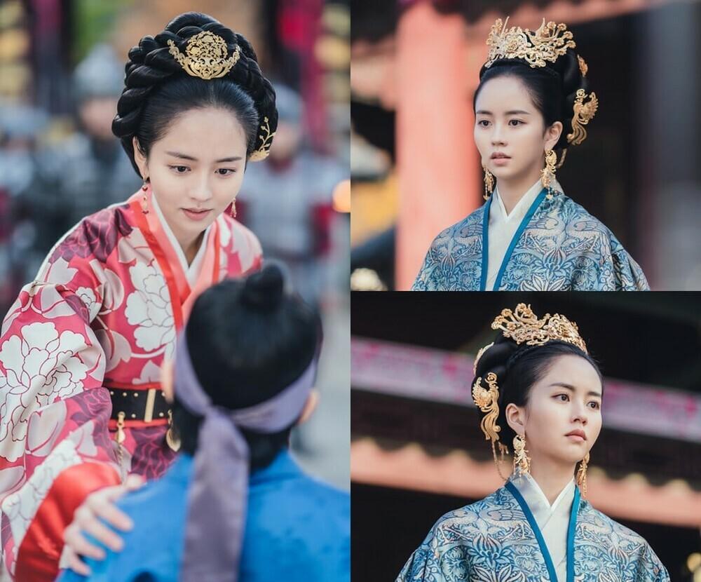 """""""Sông đón trăng lên"""": Top 4 cảnh quay ấn tượng và khó quên nhất của công chúa Kim So Hyun"""