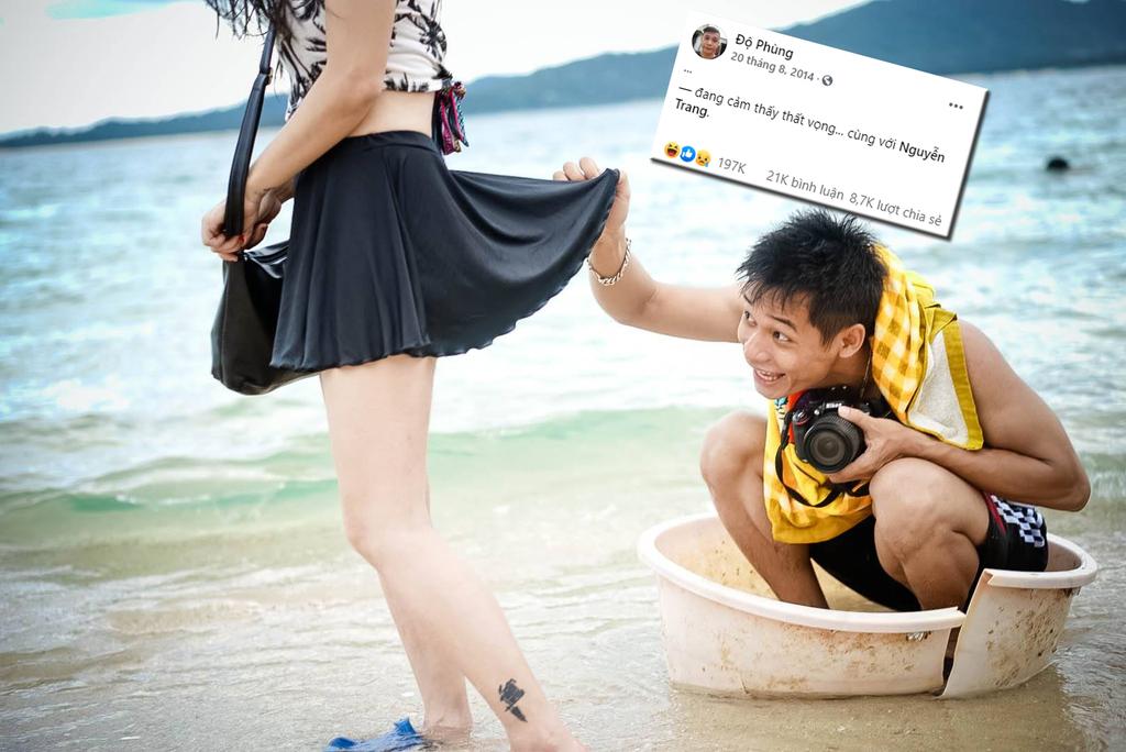 Bộ tộc MixiGaming bất ngờ 'đào mộ' lại tấm ảnh với biểu cảm 'lươn lẹo' của Độ Mixi