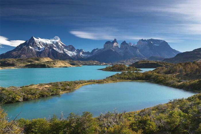 Những địa điểm du lịch tuyệt đẹp giúp bạn quên đi mỏi mệt