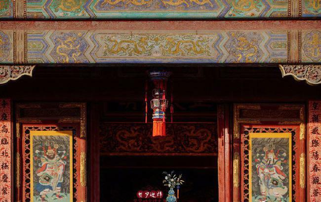 Hoàng đế nhà Thanh đón Tết Nguyên Đán trong Tử Cấm Thành như thế nào?