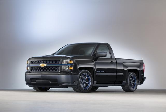 Chevrolet đăng ký bản quyền Cheyenne, bán tải nhỏ sẵn sàng đấu Ford Maverick