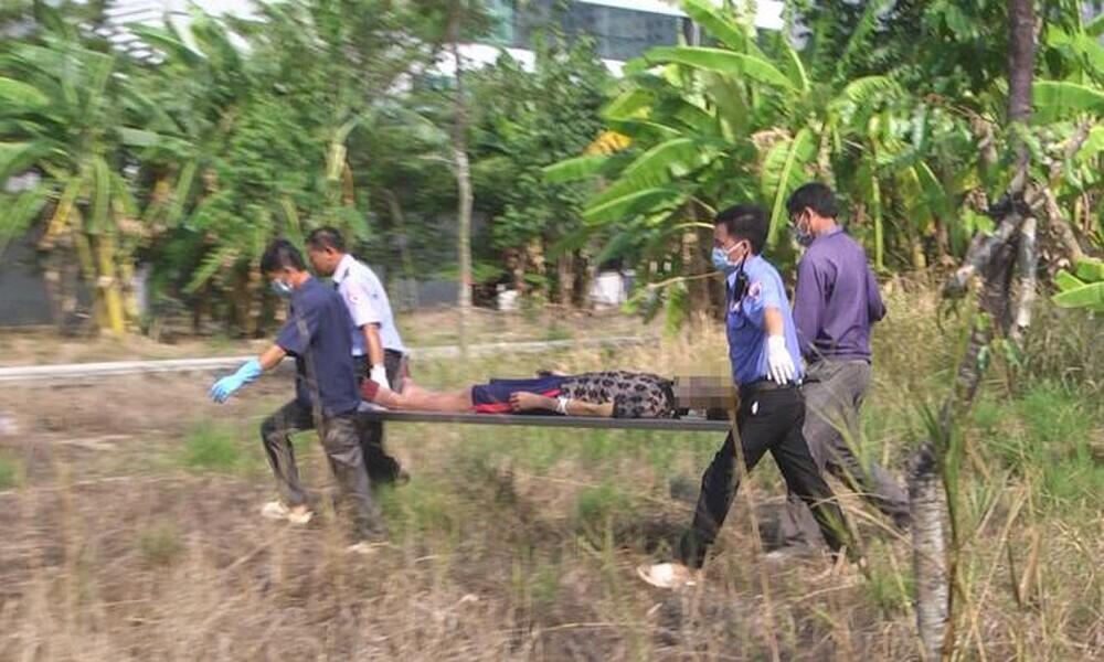 Nam bệnh nhân tử vong trong tư thế treo cổ tại khuôn viên bệnh viện ở Sóc Trăng - ảnh 1