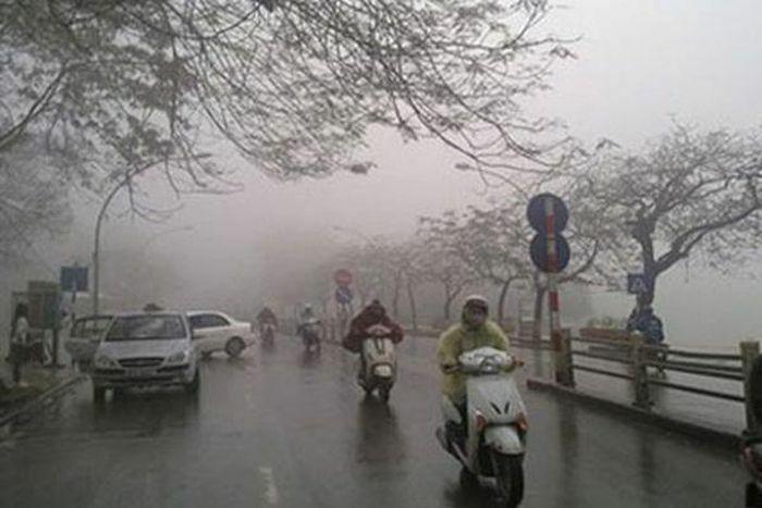 Hà Nội có mưa nhỏ trong nhiều ngày tới