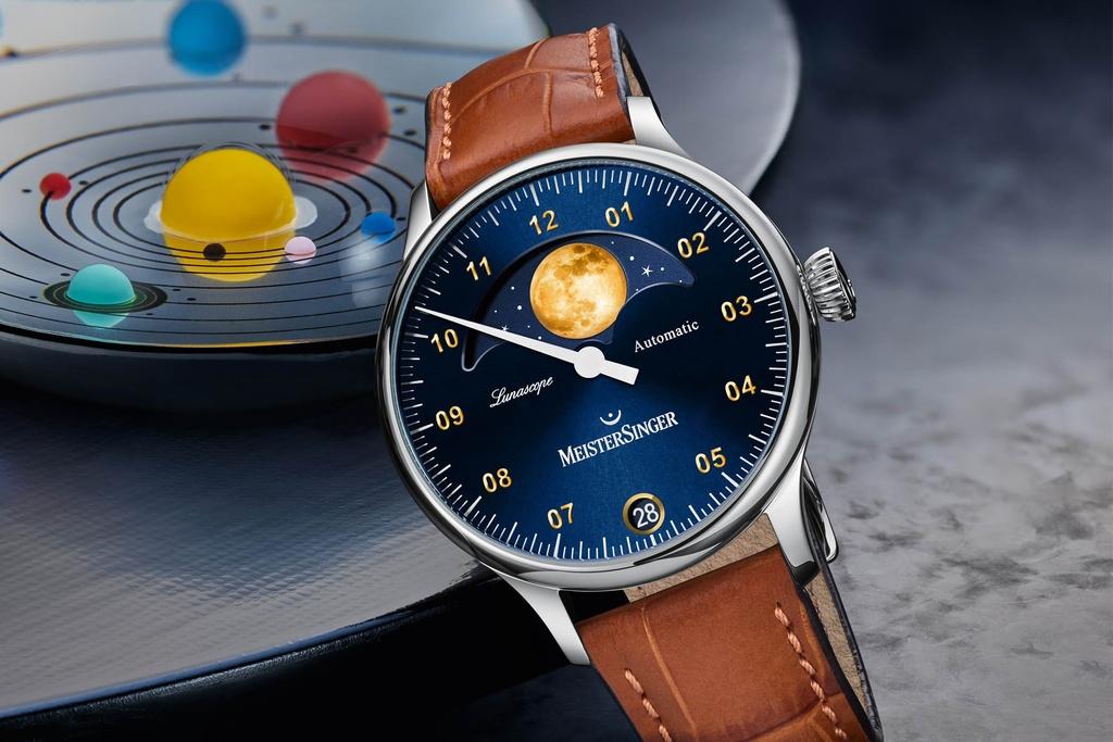 7 mẫu đồng hồ có thiết kế mới lạ