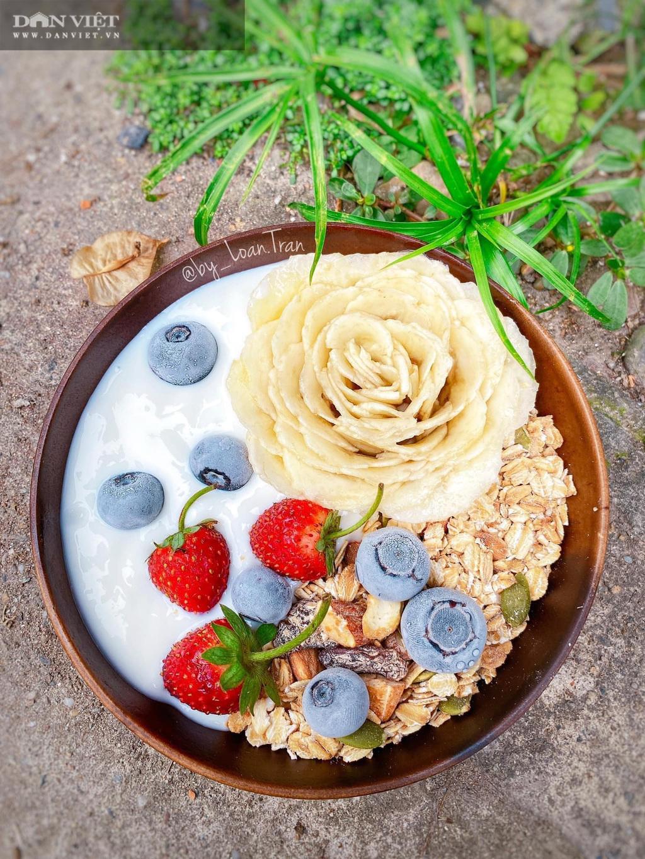 Những bữa sáng tuyệt đẹp, nhìn là mê, ăn miễn chê cho mùa hè mát lành