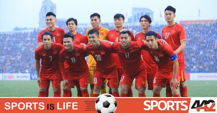 """""""Bất chiến tự nhiên thành"""", ĐT Việt Nam thăng tiến trên BXH FIFA"""