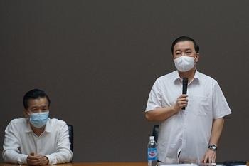 Hà Nội ghi nhận thêm 2 ca dương tính SARS-CoV-2, làm việc trong KCN Thăng Long