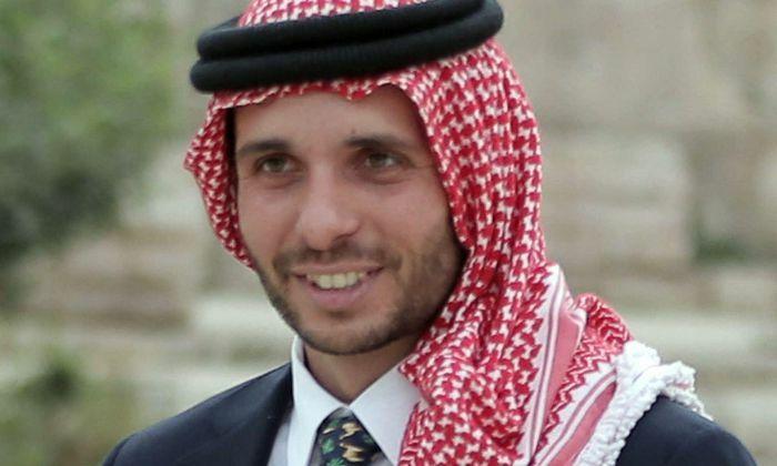 """Cựu Thái tử Jordan bị quản thúc vì """"câu kết với tình báo nước ngoài"""""""